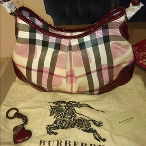 Burberry Heart Limited Edition with charm